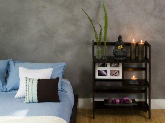 36+Relaxing+And+Harmonious+Zen+Bedrooms Zen; Pinterest