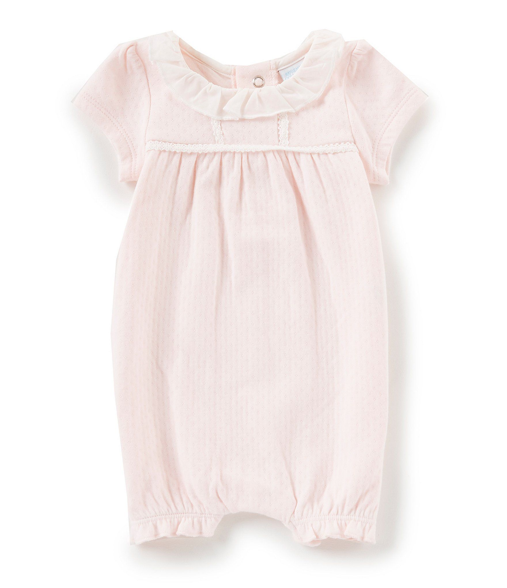 675585272b8 Shop for Edgehill Collection Baby Girls Newborn-6 Months Quilted Romper at  Dillards.com. Visit Dillards.com to find clothing, accessories, shoes, ...
