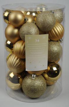 Christbaumkugeln Champagnerfarben.Weihnachtskugeln Weinachten Weihnachtskugeln