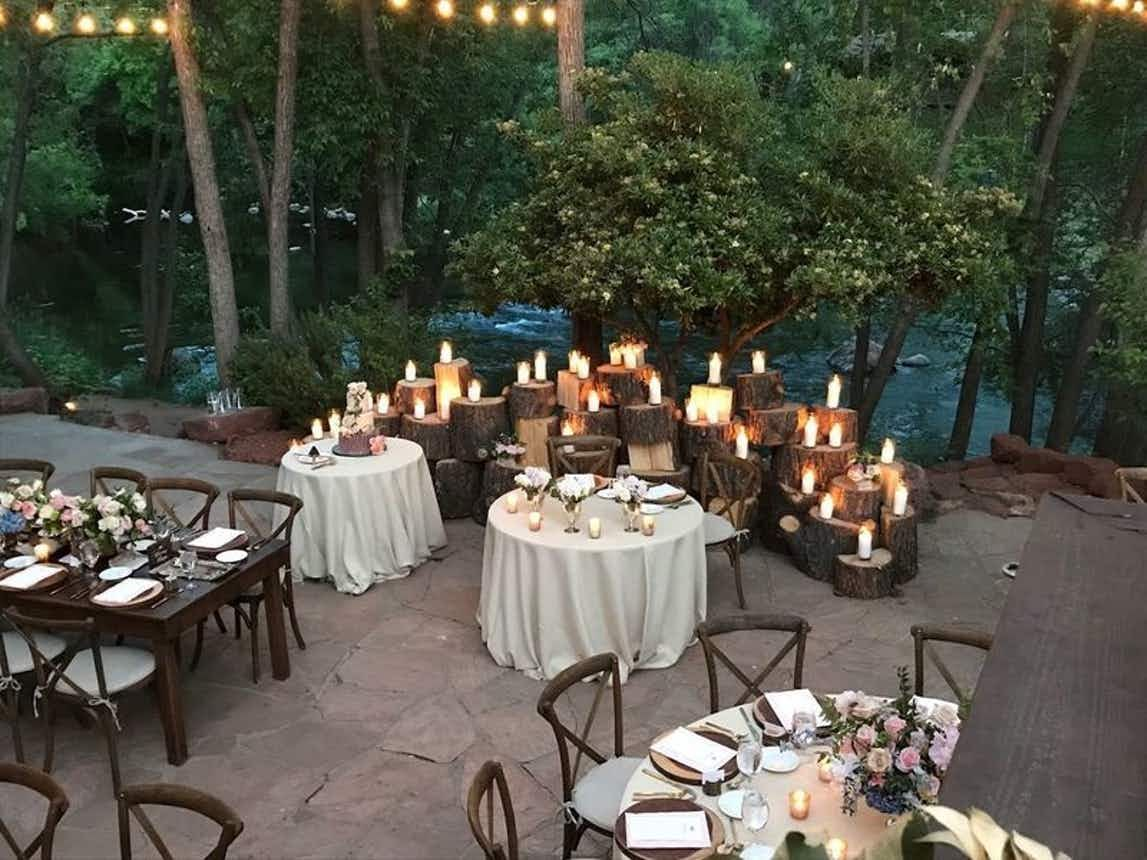 L'Auberge de Sedona Weddings Northern Arizona Wedding ...