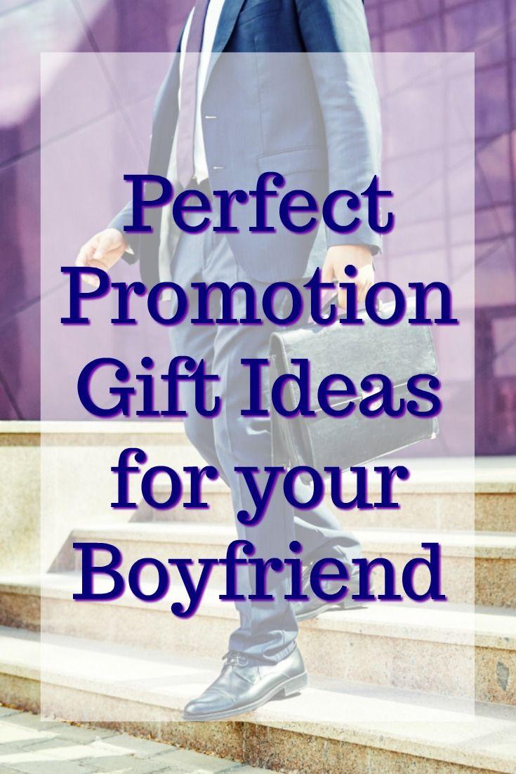 20 Promotion Gift Ideas For Your Boyfriend Boyfriend