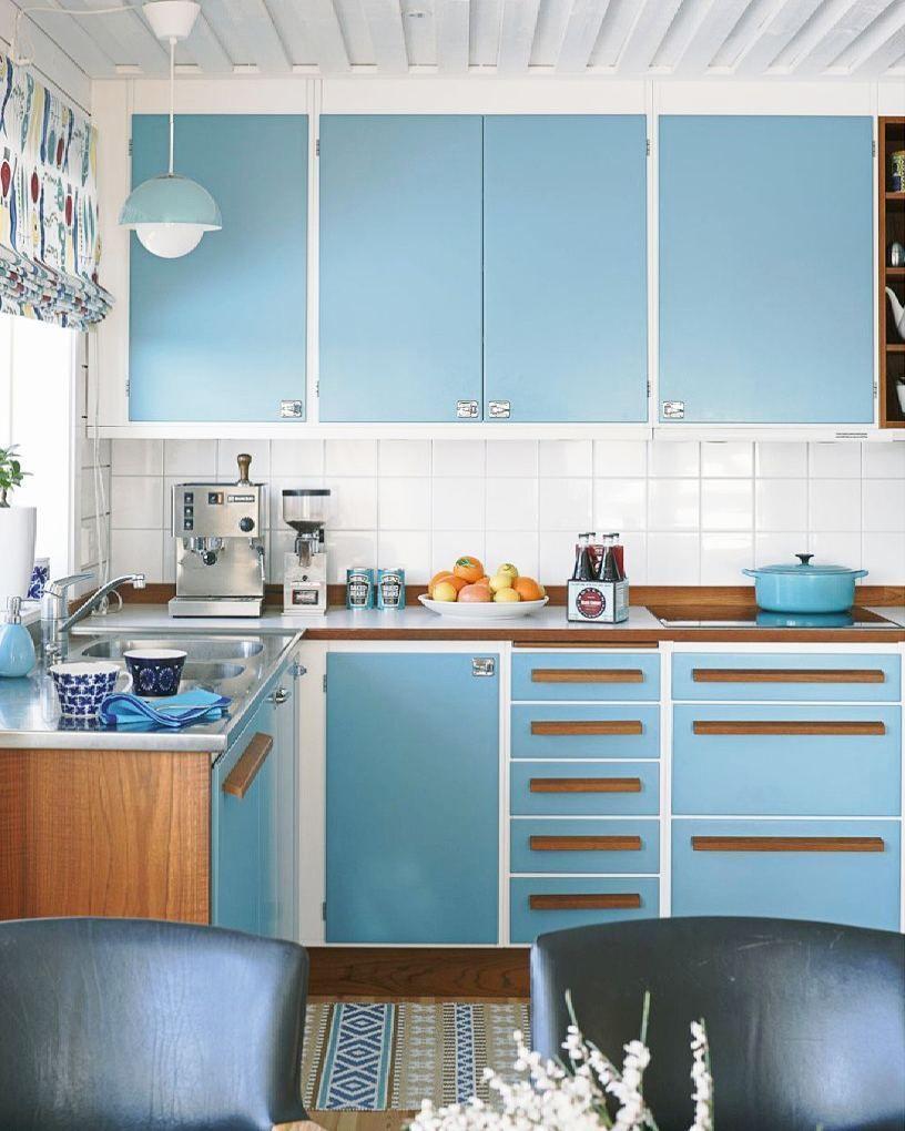 ALL BLUE . . . . . . . . . . . . #interiorinspo #interiorblogger ...