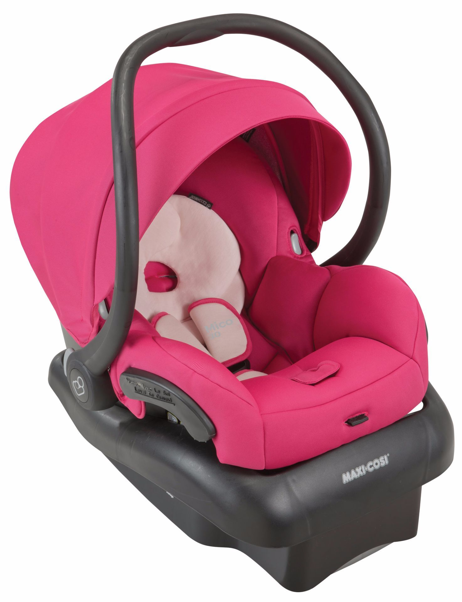 Maxi-Cosi Mico 30 Infant Car Seat- Bright Rose