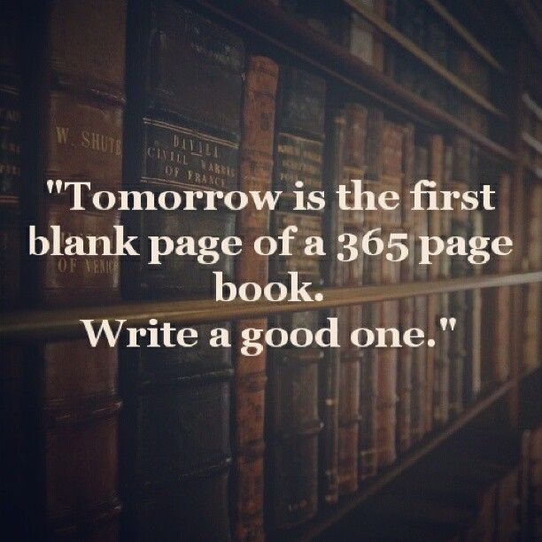 What's your story going to look like in the New Year? | Write Your ...