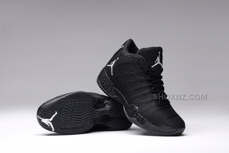 promo code c0685 42e6f ... hot nike air jordan 29 blackout womens shoes black white sneakers  695515 price air jordan shoes