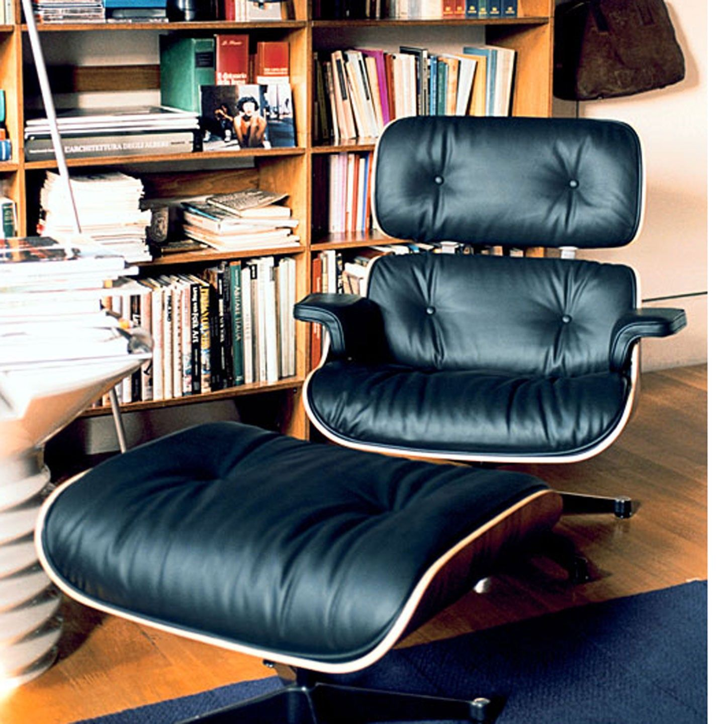 The Lounge Chair Is One Of The Most Famous Designs By