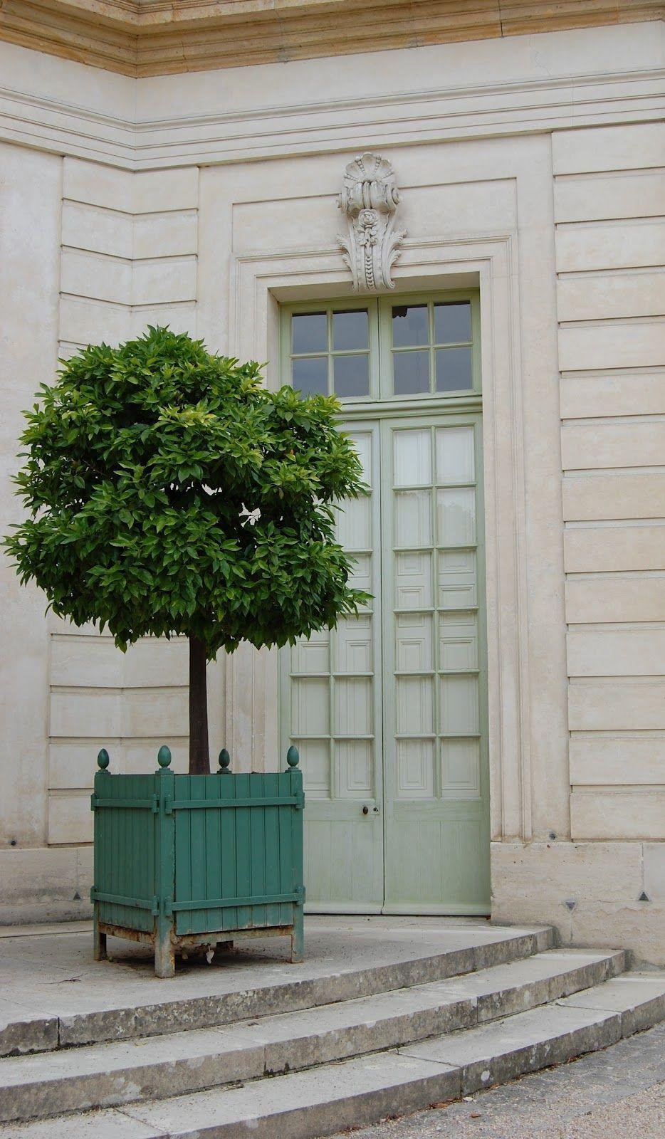 petit trianon | Curb Appeal | Pinterest | Paisajismo, Bienvenido y ...