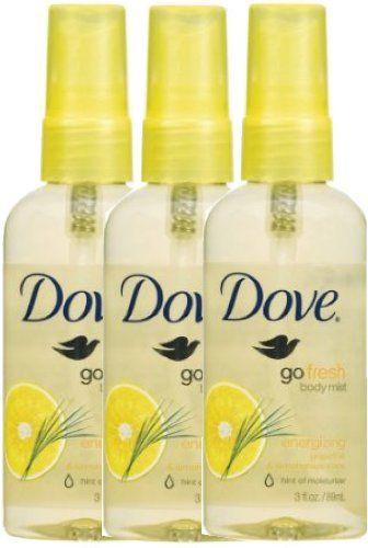 Dove Go Fresh Energizing Body Mist 3 Body Mist Dove Go Fresh Perfume Body Spray