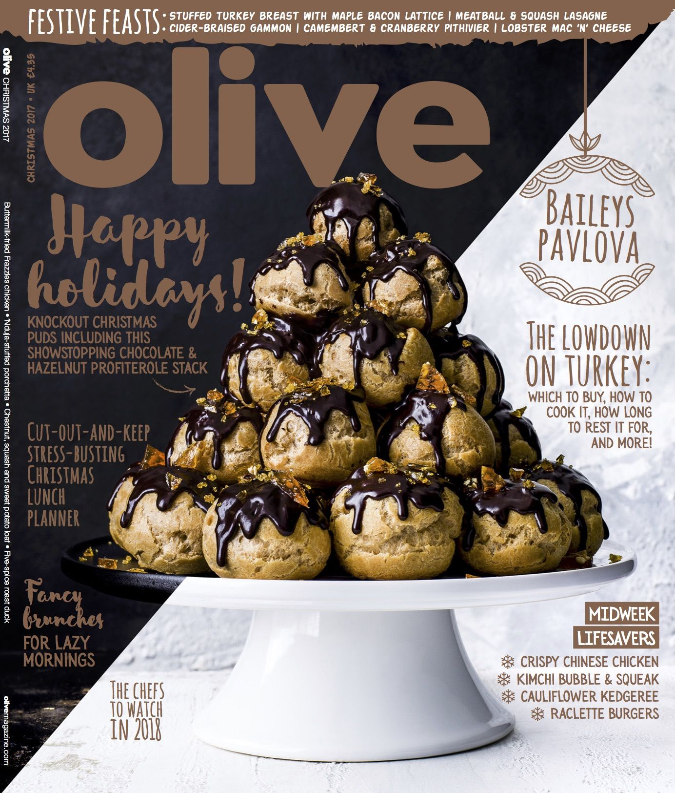17 reasons why this is the best christmas magazine ever christmas 17 reasons why this is the best christmas magazine ever pdf magazinesprofiterolechristmas dessert recipeschristmas forumfinder Images