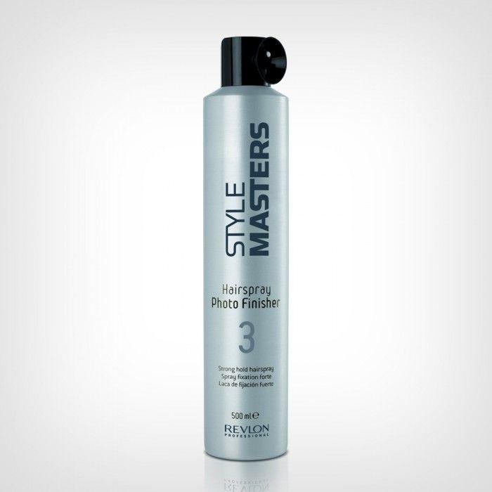 Revlon Style Master Hairspray Photo Finisher 3 500ml Hairspray