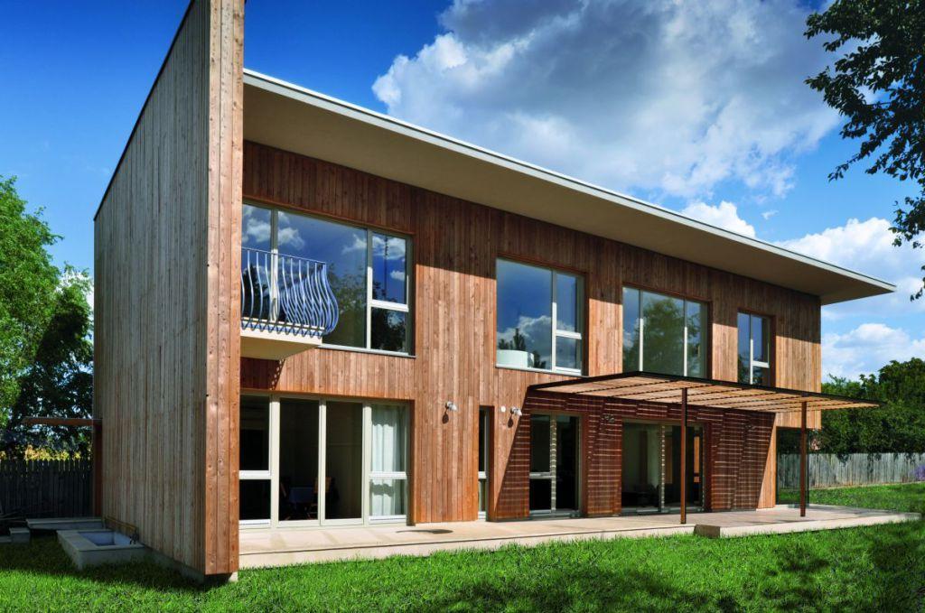 Costruiamo case e ville ecologiche in legno, case prefabbricate, passive ed ecologiche. Pin On Case In Legno