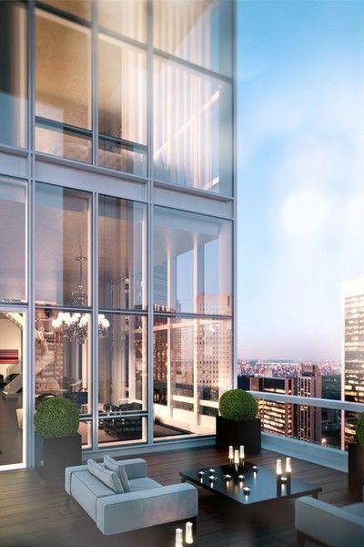 baccarat residences penthouse new york n y in 2019 penthouse rh pinterest com