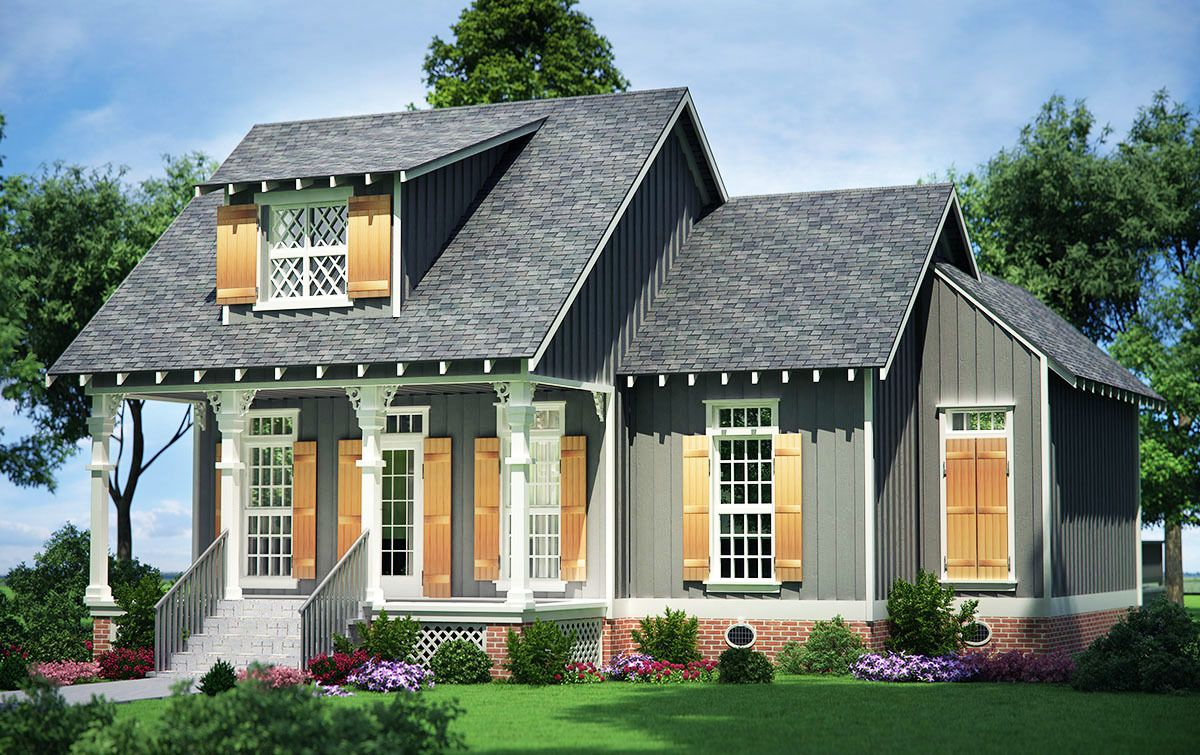 3 Bed House Plan With Wise Space