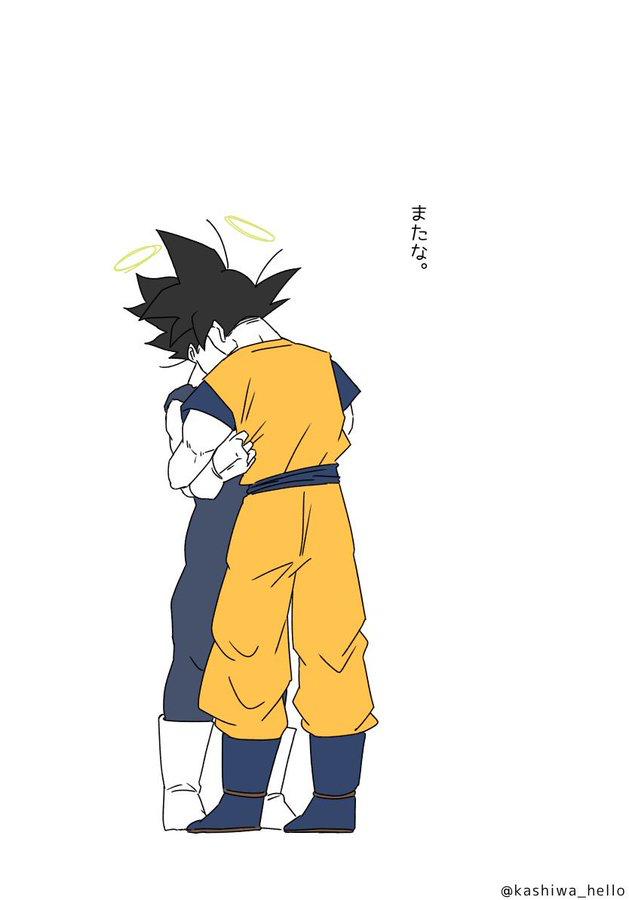 良橘 ryoukitsuss4 트위터 ドラゴンボール イラスト 漫画