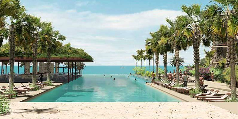 The New All Fun Inclusive Hotel Xcaret Mexico Mexico Vacation