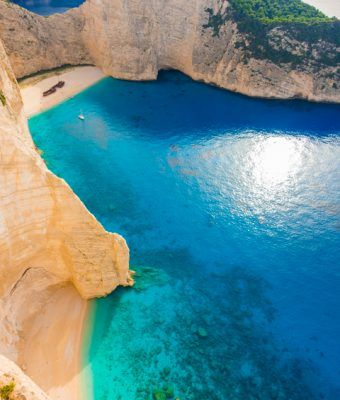 Shipwreck Beach Navagio Beach Zakynthos Greece Places In Greece Greece Travel Camping Places