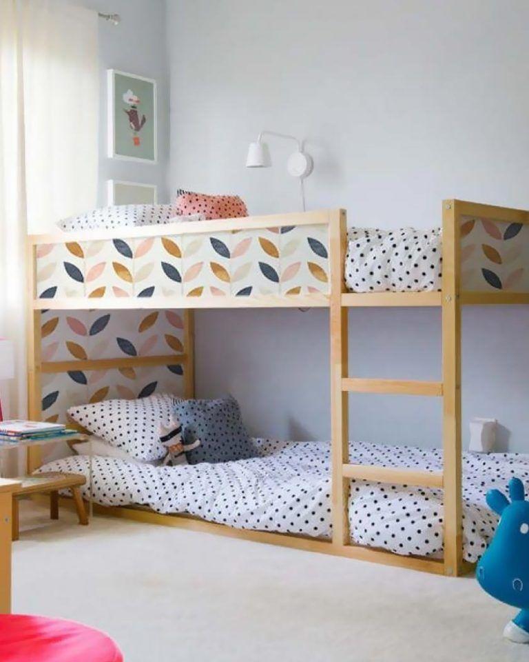 Ikea Hack : personnaliser le lit évolutif Kura