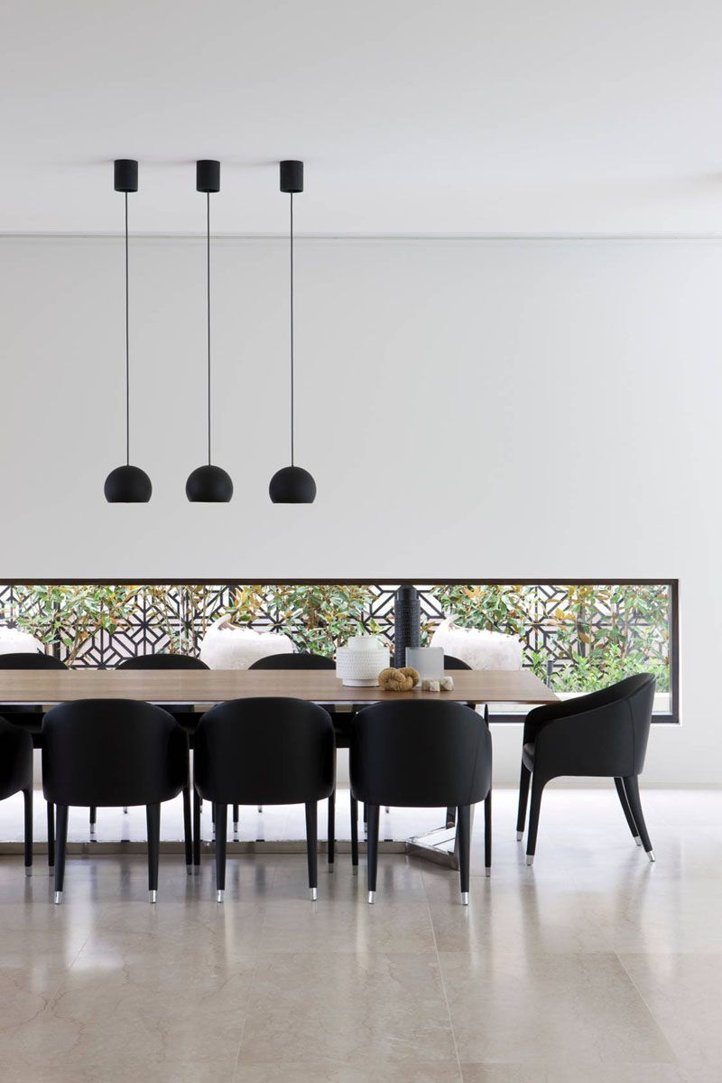 Lighting Design Idea 8 Different Style Ideas For Lighting Above Your Dining Table Hang Thr Minimalist Dining Room Dining Table Lighting Dining Room Remodel