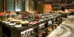Oasis Type Of Cuisine International Breakfast Buffet Themed