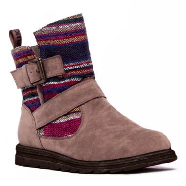 MUK LUKS® Laura Womens Short Boots  found at @JCPenney