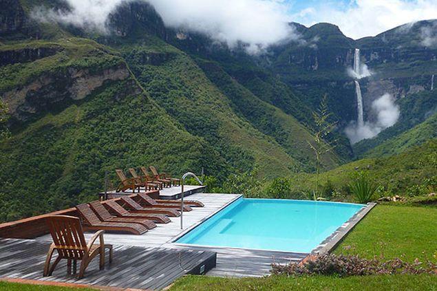 Gocta Lodge, Peru
