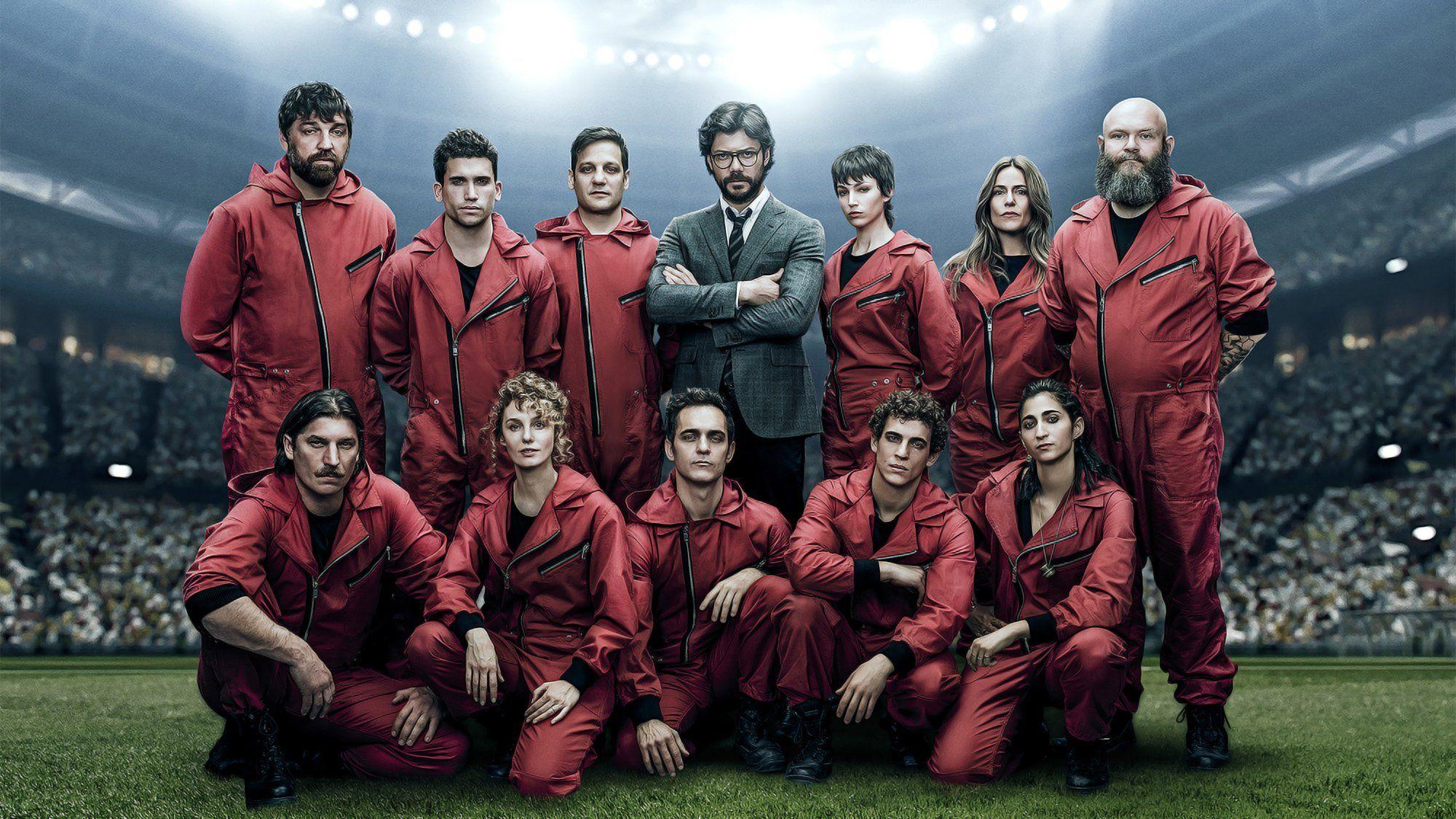 La Casa De Papel Money Heist Five Season 4 Fan Theories To