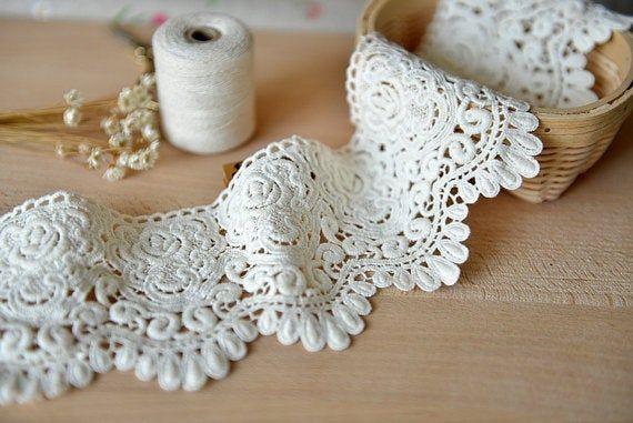 white lace trim 4 handkerchief