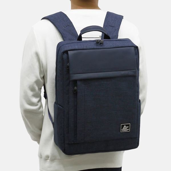 Korean Backpack Brands Square Rucksack for Men Toppu 471 (16 ...