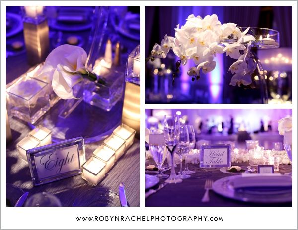standard club wedding reception violet purple decor lamps purple themed weddingsrestaurant ideaslilacwedding