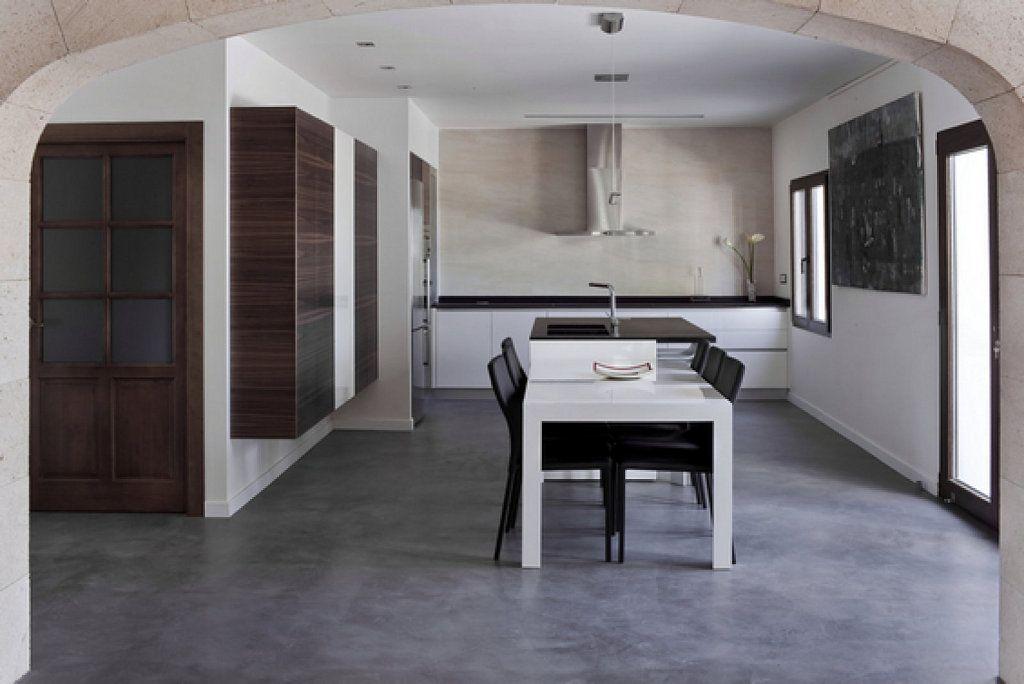 hormigon pulido interior - Buscar con Google   suelos   Pinterest ...
