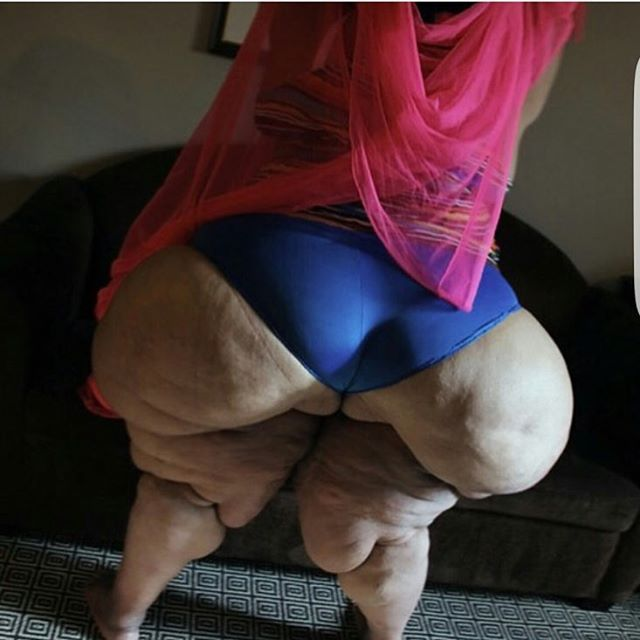 Some friend with a monster ssbbw ass