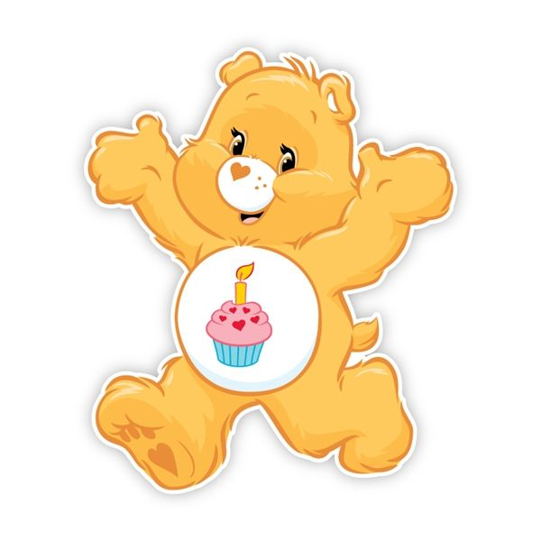 Bear happy. Care bears birthday run