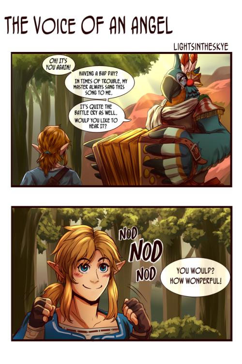 Breath Of The Wild Tumblr Legend Of Zelda Memes Zelda Funny Legend Of Zelda