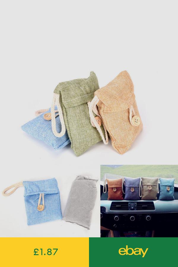 Air Freshener Home, Furniture & DIY ebay Charcoal bags