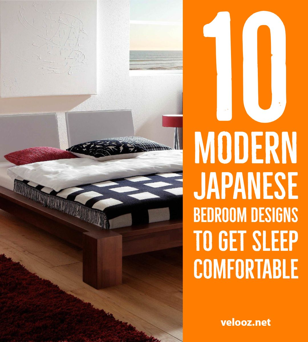 10 Modern Japanese Bedroom Designs To Get Sleep ...
