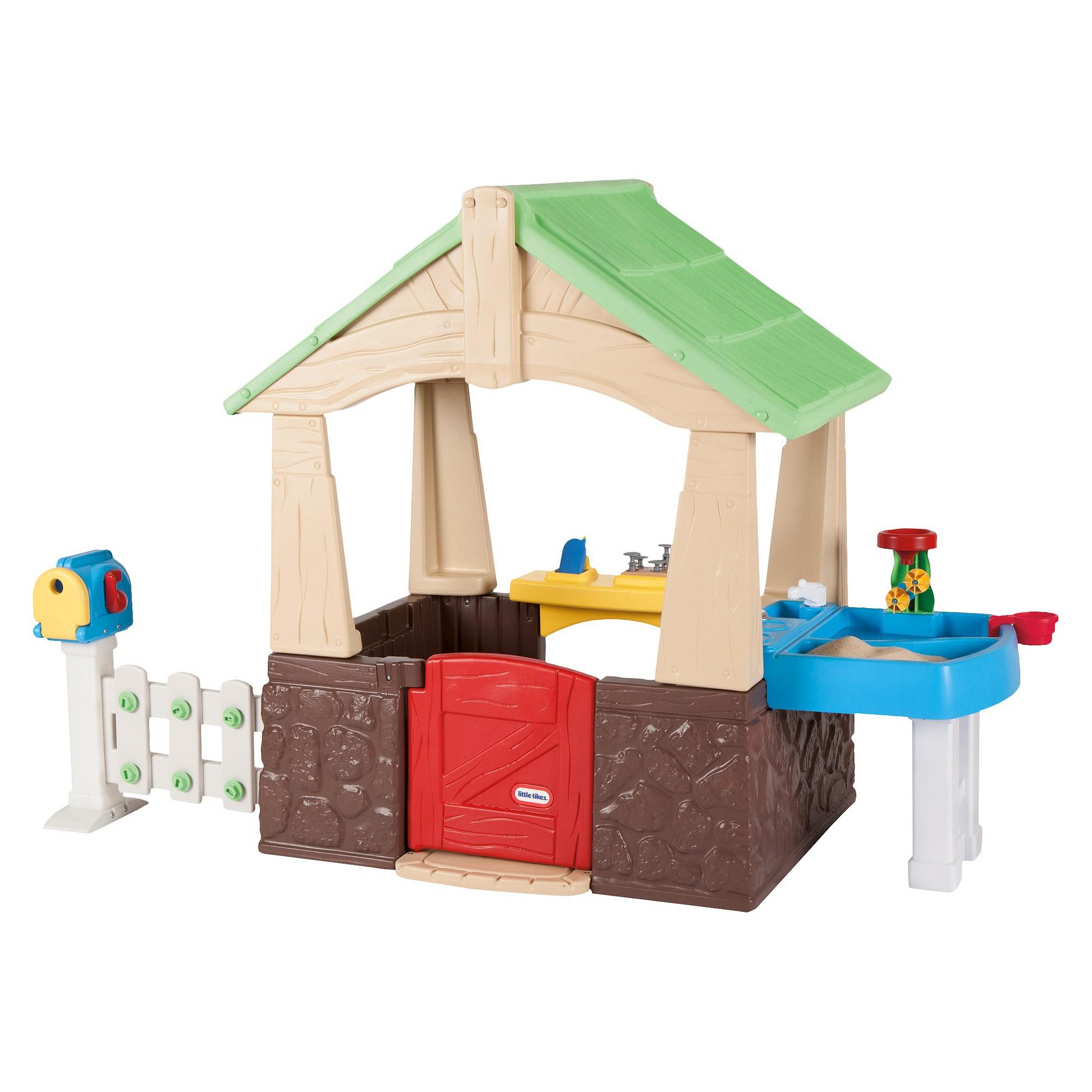 Little Tikes Deluxe Home & Garden Playhouse, Garden