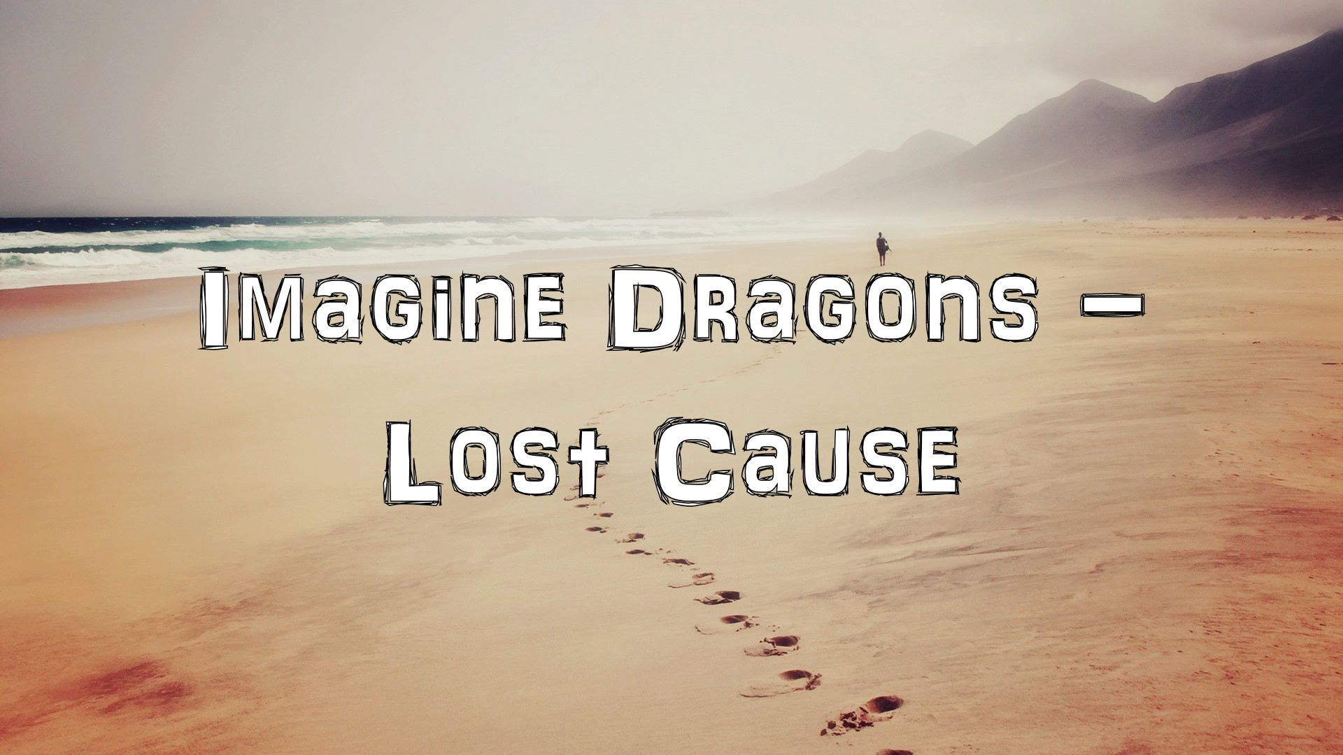 Imagine Dragons - Lost Cause [Acoustic Karaoke] | Acoustic