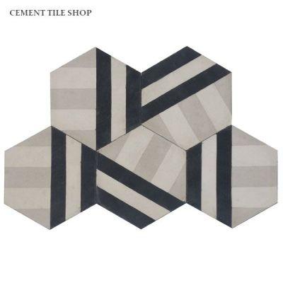 Cement Tile Shop Handmade Cement Tile Bob Pattern