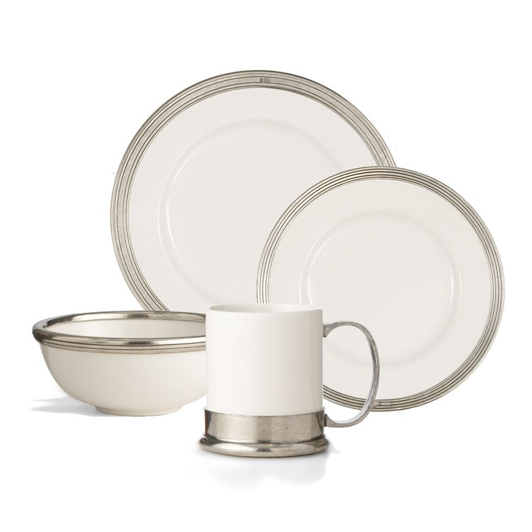 Arte Italicau0027s best-selling Tuscan Collection the original pewter and ceramic dinnerware combines  sc 1 st  Pinterest & Arte Italicau0027s best-selling Tuscan Collection the original pewter ...