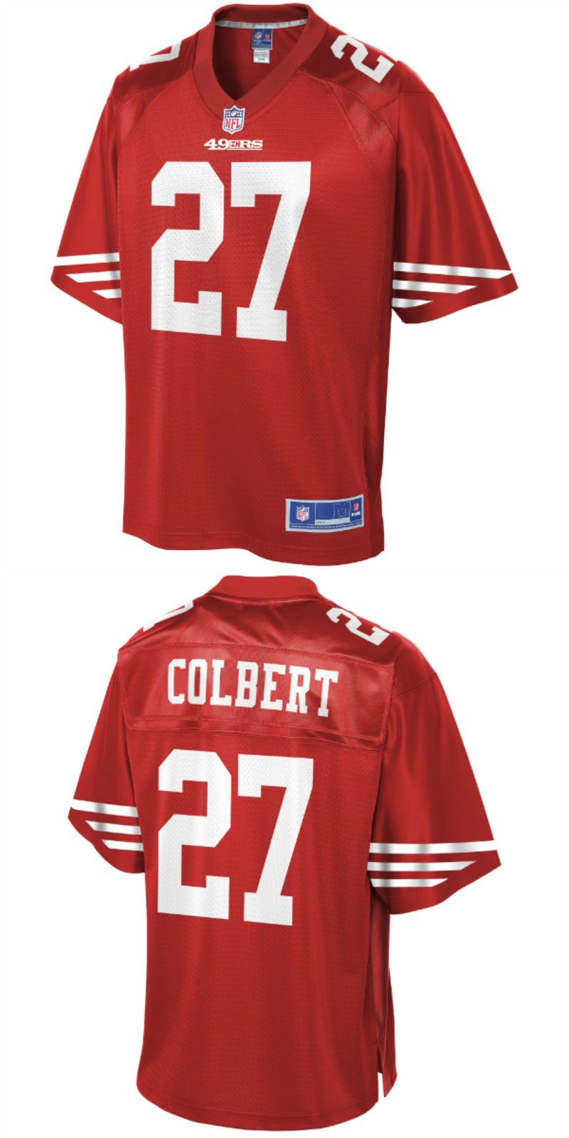 watch 0af2e 9a38e UP TO 70% OFF. Adrian Colbert San Francisco 49ers NFL Pro ...