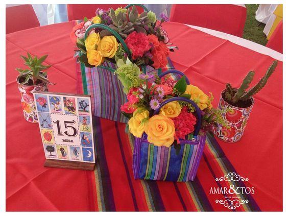 Centros De Mesa Para Fiesta Mexicana Centros De Mesa Mexicanos Adornos Mexicanos Fiesta M Centro De Mesa Mexicano Decoracion Fiesta Mexicana Fiesta Mexicana