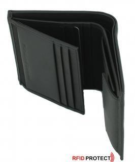 b5b85ad548392 Porsche Design Herrenportmonee klein Leder schwarz RFID-Schutz - Bags   more