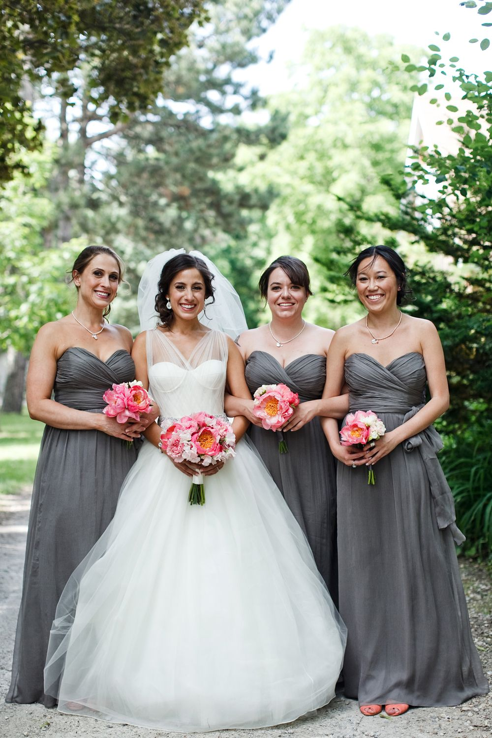 A classic meets vintage wedding in toronto ontario ontario classic vintage wedding bridesmaids ombrellifo Choice Image