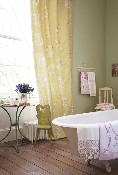 cuarto de baño romantico | Baños románticos, Decorar baños ...