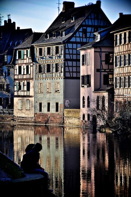 Love In The Reflection Take The Time Just Wait The Moment France Travel Places To Visit Places To Go