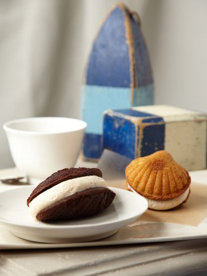 Vanilla And Chocolate Whoopie Pies By Cranberry Island Kitchen On Gilt