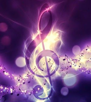 peaceful music from Internet radio station