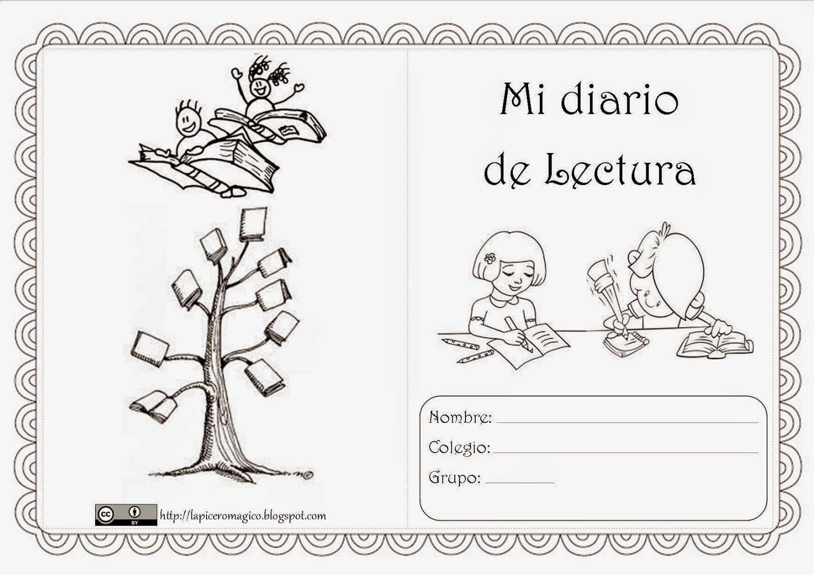 Original Libreta Mágica Para Raspar Dibujar Y Escribir: LAPICERO MÁGICO: Biblioteca De Aula: Materiales.