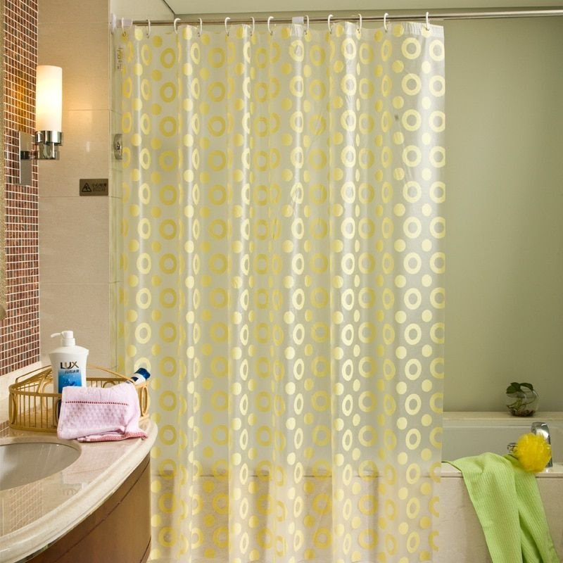 Feiqiong Brand Parrot Shower Curtain 180 X 200cm Bath Curtain