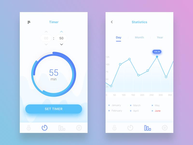 Pie Chart Design Ui Pinterest Pie Charts App And Ui Ux